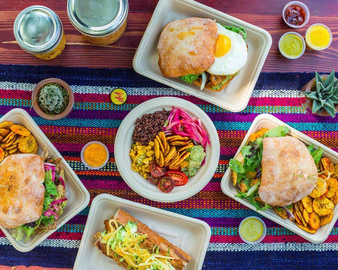 Peruvian Food Truck Killa Wassi Events The Cooks Nook